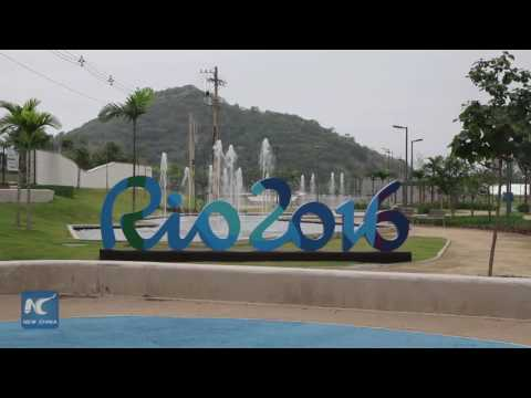 Chinese scanners installed to serve Olympic check ups in Rio