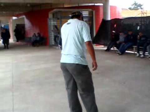 Luiz Furtado el bailarin
