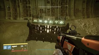 Destiny - Dreadnaught Secret Chest Locations and Opening Them