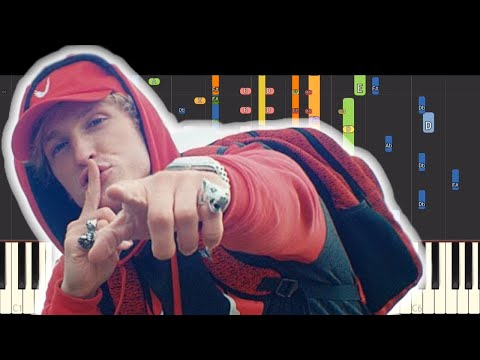Logan Paul - Santa Diss Track - IMPOSSIBLE REMIX - Piano Cover