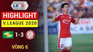 Highlight | Sông Lam Nghệ An vs TP Hồ Chí Minh  | Vòng 6 V.League 2020 | Công Phượng Thăng Hoa