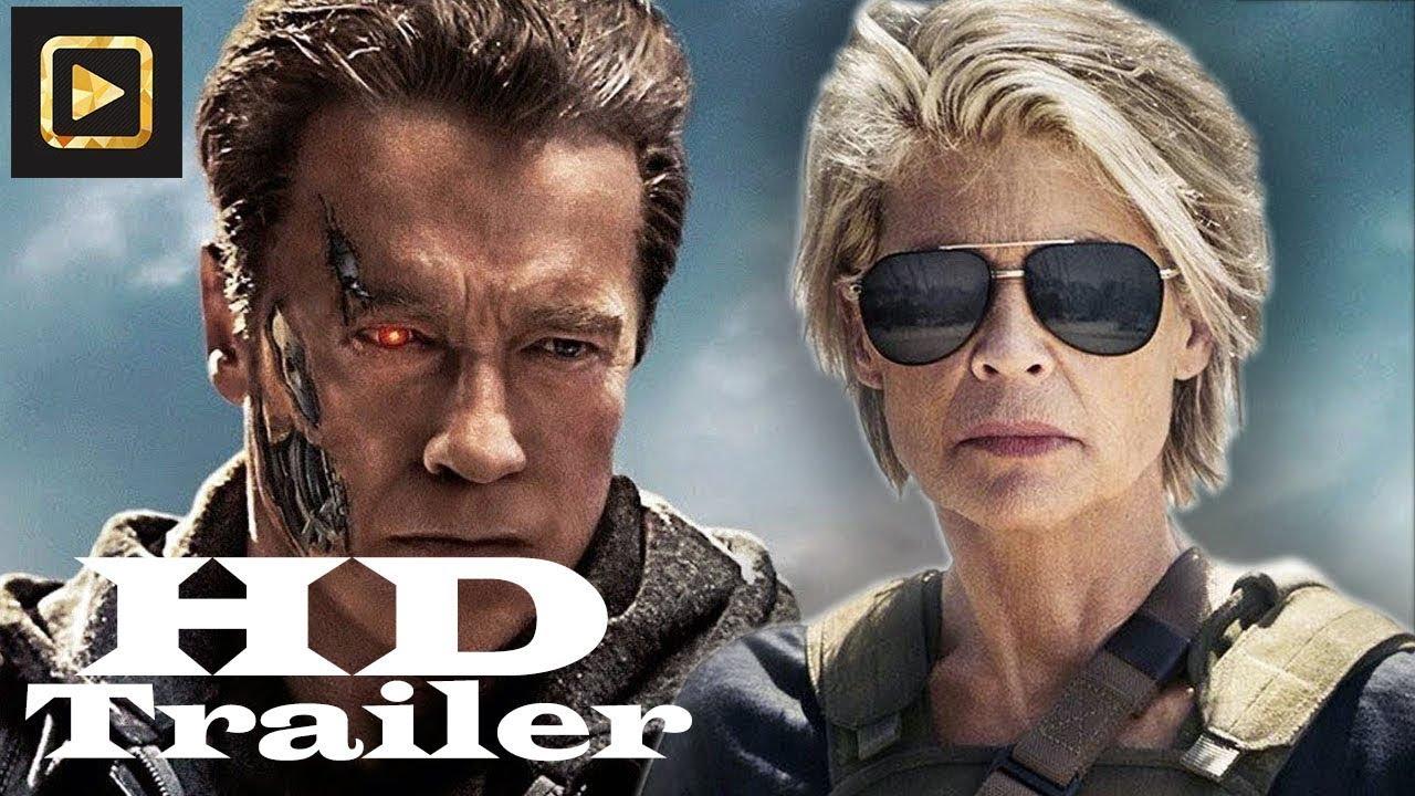 Download TERMINATOR 6 DARK FATE Trailer #2 official (NEW 2019) Arnold Schwarzenegger Movie HD