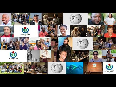 Wikimania 2018 Cape Town promo video