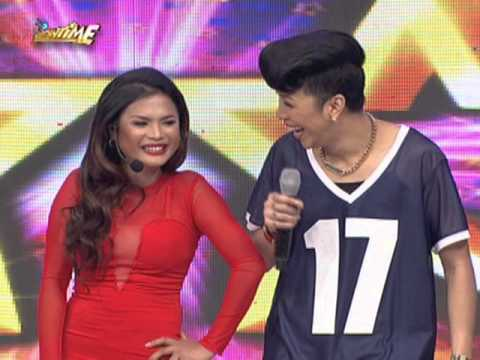 IT'S SHOWTIME Kalokalike Face 2 Level Up : JUDY ANN SANTOS
