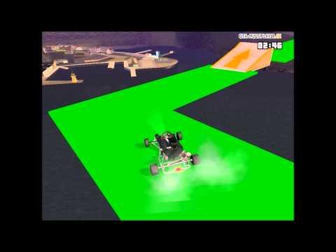 Gta-Mp.cz - Server 3 - Kart Race