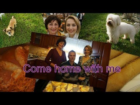 Come home with me for the weekend in Hungary *Hungarian/English Sub*