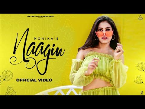 Naagin (Official Video)   Monika Sharma   Haryanvi Songs Haryanavi 2020