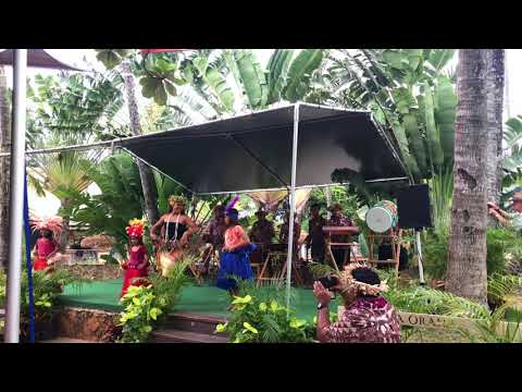 Cook Islands 3pm Village Show.