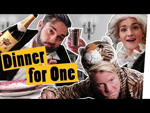 "Dinner for One - DSDN-Special || ""Das schaffst du nie!"""