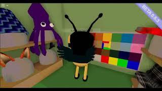 Roblox Blamo - Wie man Bubble Bee Man wird (mit veränderter Körperfarbe)