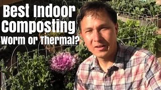 Best Indoor Composting Method & More Gardening Q&A
