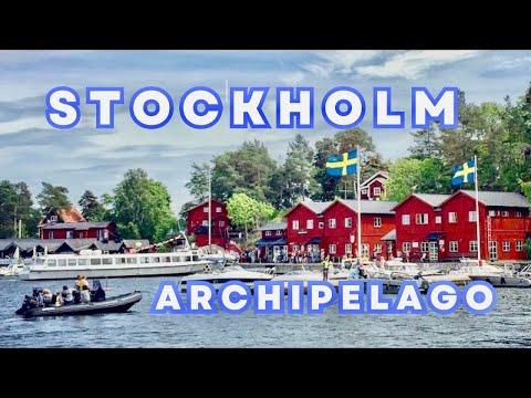 Fjäderholmarna Day Trip - Stockholm Archipelago