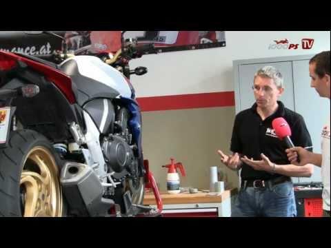 How to? Fahrwerk am Motorrad einstellen