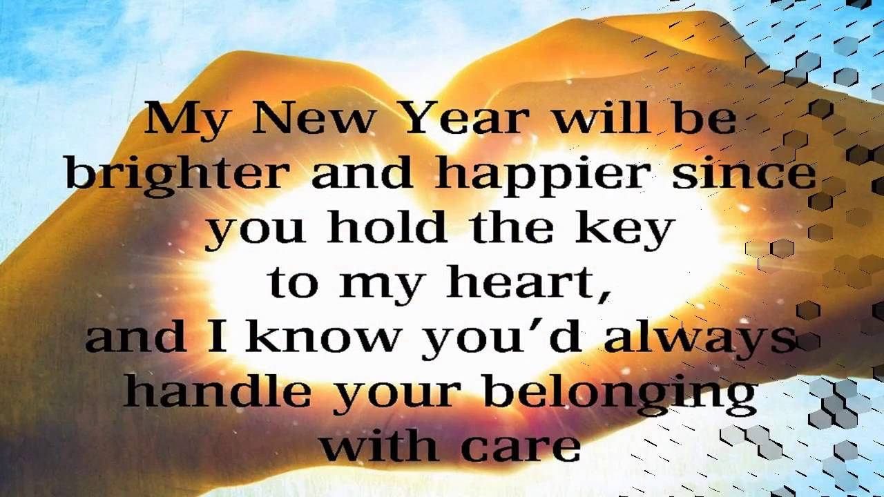 happy new year 2016 greetings romantic wishes whatsapp video for lovers boyfriend girlfriend