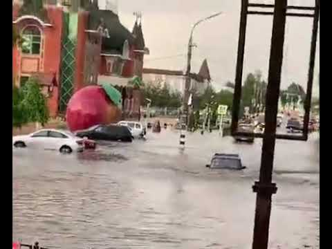 Воронежский потоп