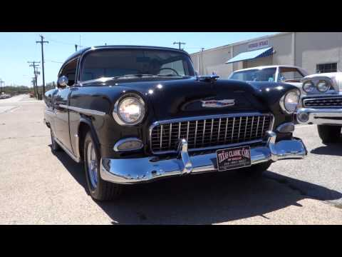 1955 Chevrolet BelAir Sport Coupe classic car