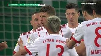 Bayern 6-2  Bayer Leverkusen