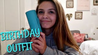 WHAT AM I WEARING ON MY BIRTHDAY? 50 FACTS ABOUT ME!