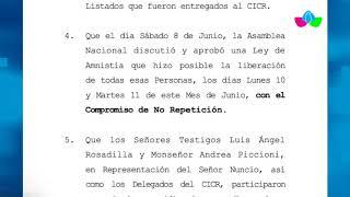 Multinoticias | Nota de prensa del Gobierno de Reconciliación y Unidad Nacional