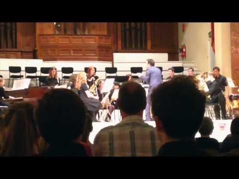 Chu Cho: South Glos Youth Jazz Orchestra