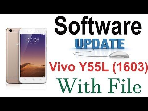 Vivo Y55L Flash File Download