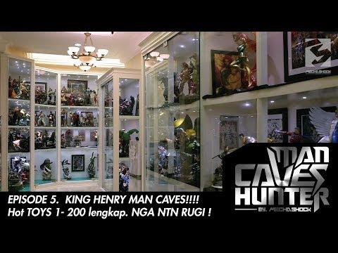 Kolektor Marvel Statue / Hot Toys Paling Lengkap Se ASIA. KING HENDRY!  Habis Berapa M BRO?