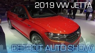 2019 Volkswagen Jetta: More Features, Lower Cost - NAIAS 2018