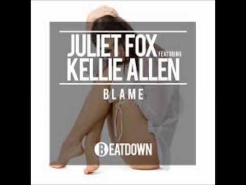 Juliet Fox feat. Kellie Allen - Blame (Original mix)