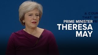 Theresa May: Speech to Conservative Party Conference 2016