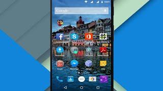 Colocar uma gravação de tela dentro da imagem do celular pelo android