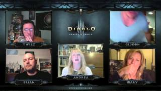 Diablo III Crusader Week: Interview with the Voice Actors