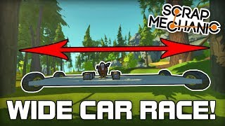 Hey everyone back in Scrap Mechanic with another multiplayer challe...