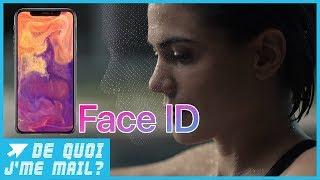 iPhone X : pourquoi Apple fait le choix de Face ID ?  DQJMM (1/2)