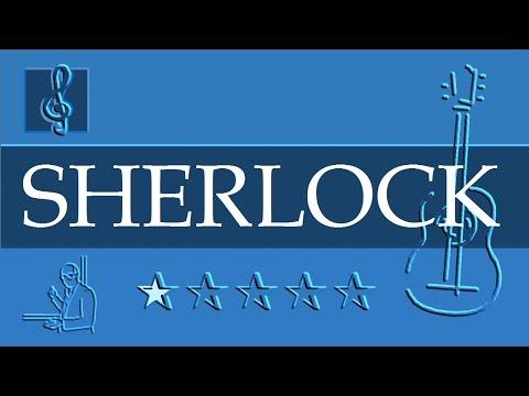 Acoustic Guitar TAB - Sherlock's Theme - BBC (Sheet Music)