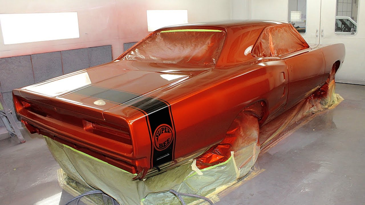 1969 Dodge Super Bee 383 Restoration Project