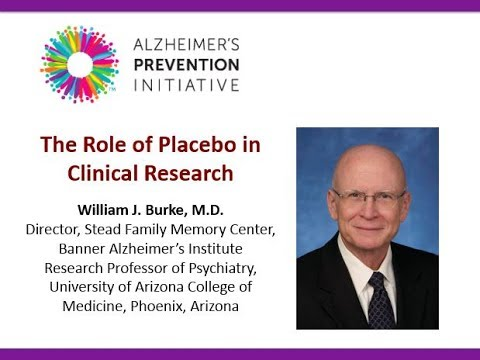 StudyTalks Webinar: The Power of Placebo in Alzheimer s Rese