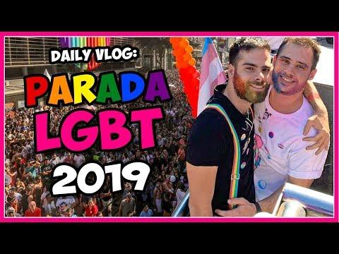 PARADA LGBT SP 2019: A MAIOR DO MUNDO Camarote Iza Lia Clark Daniela Mercury e +  - Põe Na Roda