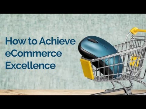 Five steps for keeping up with the online retail market