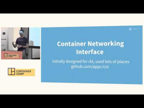 Container Standards and Interfaces: An Update - Brandon Philips
