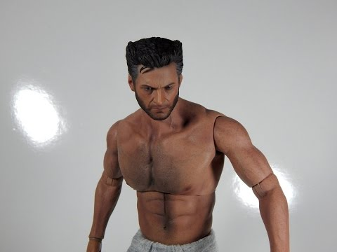 New 1/6 Worldbox Broad Shoulder WOLVERINE Body Review