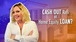 Is it best to Re-finance Cashout or get a Home Equity Line of Credit