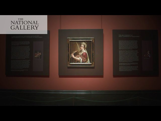 "Artemisia Gentileschi: ""The Spirit of Caesar in the soul of a woman!"" 