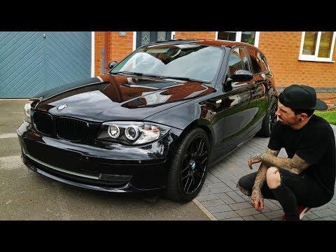 HALO ANGEL HEADLIGHTS INSTALL   BMW 1 SERIES E87