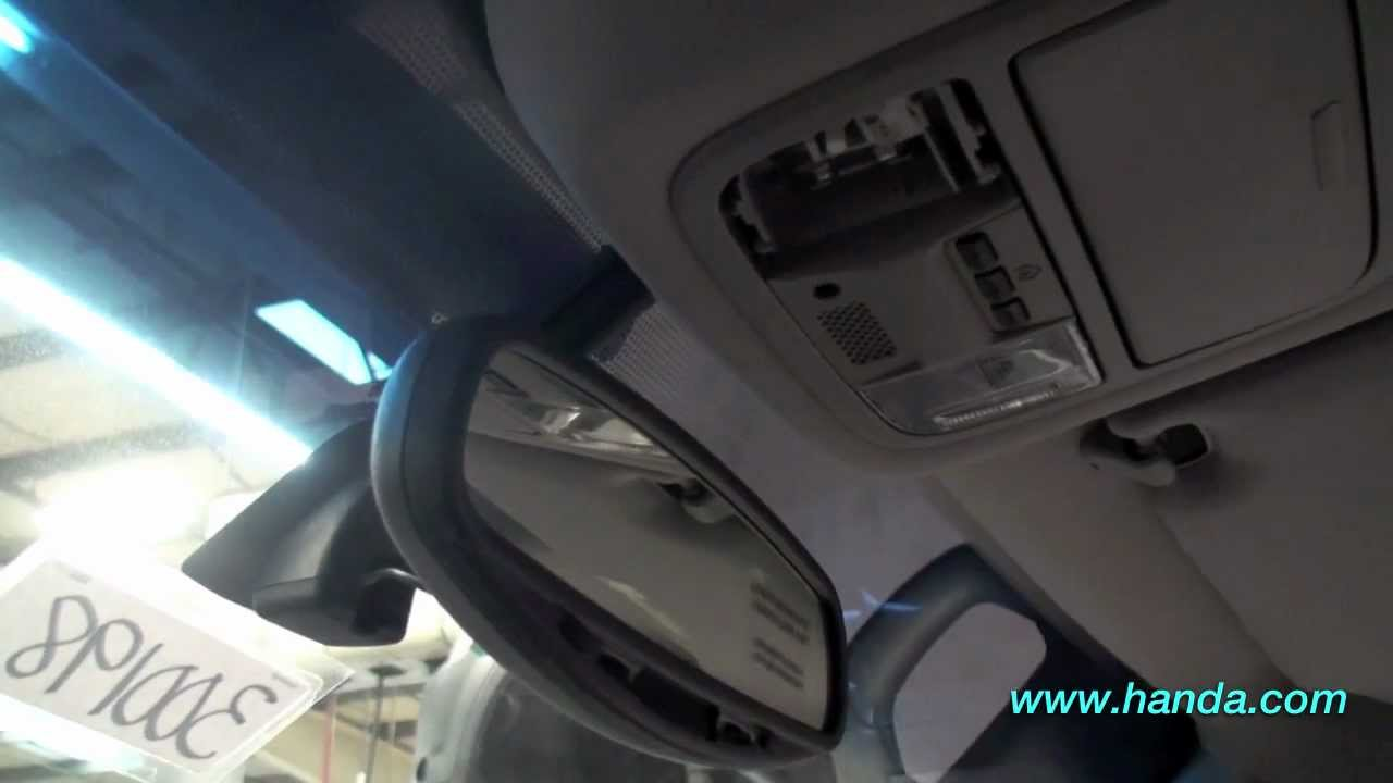 maxresdefault ridgeline day night mirror installation (honda answers 74) youtube  at readyjetset.co