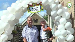 Echtpaar Van den Brink van den Bosch 60 jaar getrouwd
