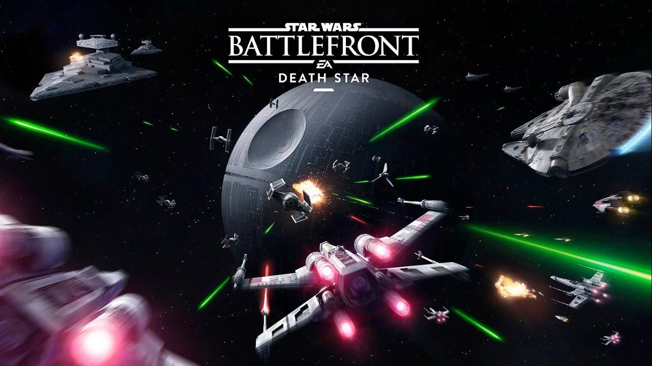 Star Wars Battlefront Death Star Dlc 21 9 4k Youtube