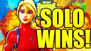 HOW TO GET MORE SOLO WINS FORTNITE SEASON 8! HOW TO BE GOOD AT FORTNITE TIPS AND TRICKS SEASON 8!