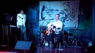 """Павел на гитаре """"Безмятежность"""" (премьера) , 22.11.18, клуб """"Океан"""""""