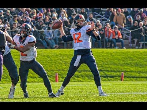 Illini Football Highlights at Northwestern 11/26/16