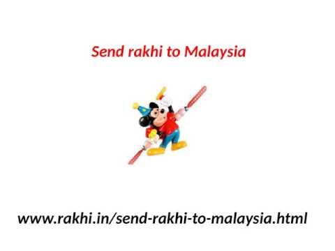 Send Rakhi Gifts To USA   8510934032   Rakhi.in